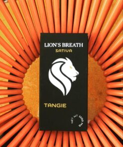Buy Lion's Breath Tangie Vape Cartridge Online