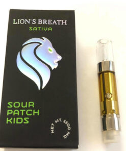 Buy Lion's Breath Sour Patch Kids Cartridge Online